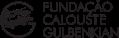 Apoio Fundação Calouste Gulbenkian